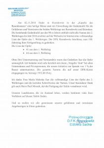 pismo po niemiecku